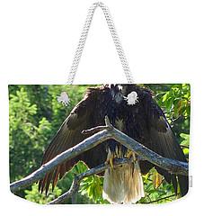 Wet Head Weekender Tote Bag