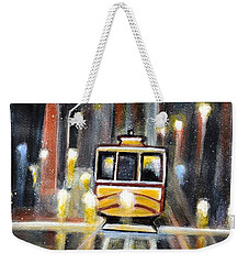 Wet Tram California Weekender Tote Bag