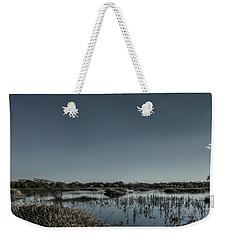 Wetlands Desaturated  Weekender Tote Bag
