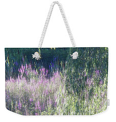 Wetlands Impressions Weekender Tote Bag