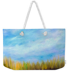 Wetlands Morning Weekender Tote Bag