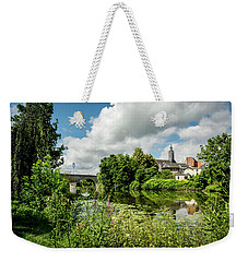Weekender Tote Bag featuring the photograph Wetzlar Germany by David Morefield