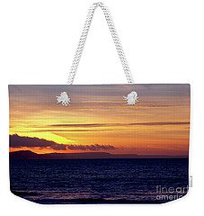 Weymouth To Purbeck Weekender Tote Bag
