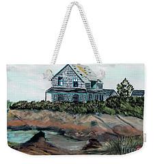 Whales Of August House Weekender Tote Bag