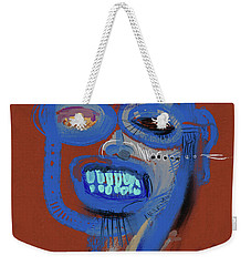 What A Smile Weekender Tote Bag