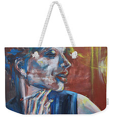 What Are You Waiting For Weekender Tote Bag