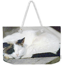 What Do Cats Dream Of #2 Weekender Tote Bag