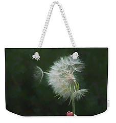 What Dreams Are Made Of  2 Weekender Tote Bag by Ernie Echols