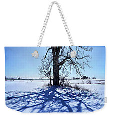 Weekender Tote Bag featuring the photograph What I Am, What I Was, What I Will Be by Phil Koch