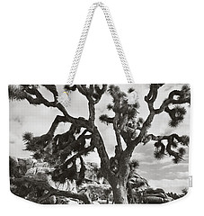 What I Wouldn't Give Bw Weekender Tote Bag by Laurie Search