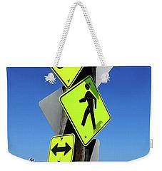 What Weekender Tote Bag by Joe  Palermo