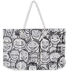 What Matters The Most Weekender Tote Bag