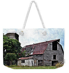 What Once Was  Weekender Tote Bag by Christy Ricafrente