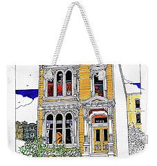 What's In Your Window? Weekender Tote Bag