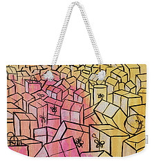 What's Mine Is Yours Weekender Tote Bag