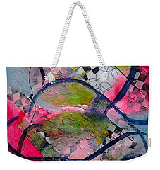 What's Not To Love Weekender Tote Bag