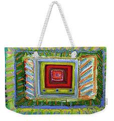 What's On Tv? Weekender Tote Bag