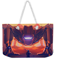 What's The Password? Weekender Tote Bag