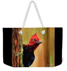 Whats Up? Weekender Tote Bag