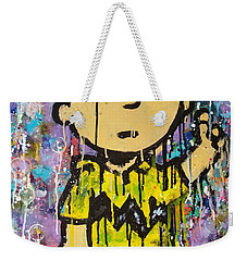 What.up.chuck Weekender Tote Bag