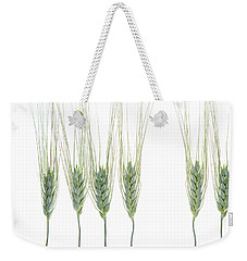 Weekender Tote Bag featuring the photograph Wheat 1 by Rebecca Cozart