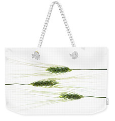 Weekender Tote Bag featuring the photograph Wheat 3 by Rebecca Cozart