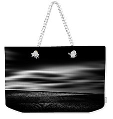 Weekender Tote Bag featuring the photograph Wheat Abstract by Dan Jurak