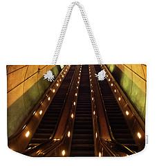 Wheaton Escalator Weekender Tote Bag