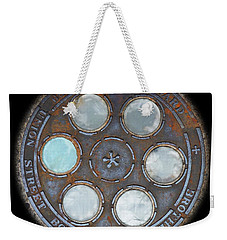 Wheel 2 Weekender Tote Bag