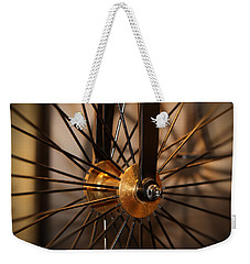 Wheel Spokes  Weekender Tote Bag