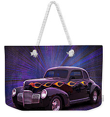 Wheels Of Dreams 2b Weekender Tote Bag