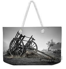 Wheels Of Time Weekender Tote Bag