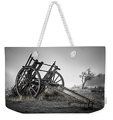Wheels Of Time Weekender Tote Bag
