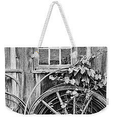 Wheels Wheels And More Wheels Weekender Tote Bag