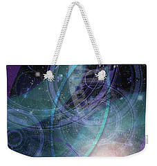 Wheels Within Wheels Weekender Tote Bag