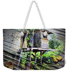 Weekender Tote Bag featuring the photograph When Boys Dream by Brian Wallace