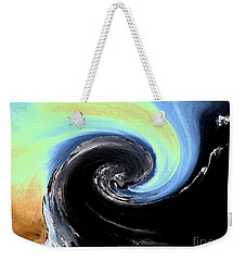 When Darkness Meets Light Weekender Tote Bag