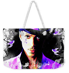 When Doves Cry Weekender Tote Bag