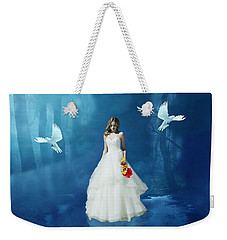 When Doves Fly Weekender Tote Bag