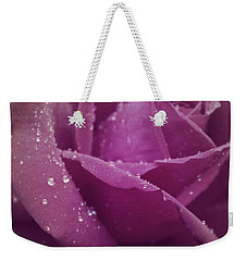 Weekender Tote Bag featuring the photograph When It Rained by The Art Of Marilyn Ridoutt-Greene