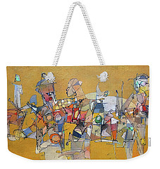When Its Not Your War Weekender Tote Bag