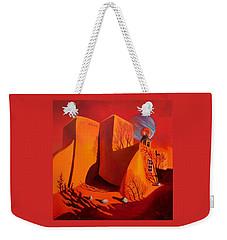 When Jupiter Aligns With Mars Weekender Tote Bag by Art West