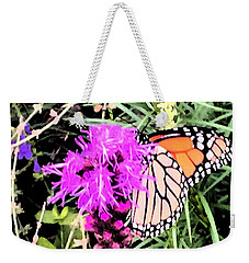 When Nature Calls Weekender Tote Bag by Beth Saffer