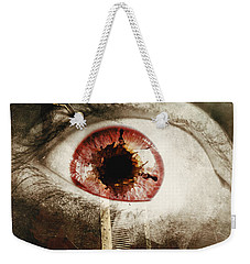 Weekender Tote Bag featuring the photograph When Souls Escape by Jorgo Photography - Wall Art Gallery