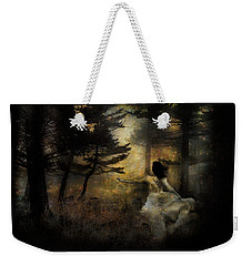 When The Forest Calls Weekender Tote Bag