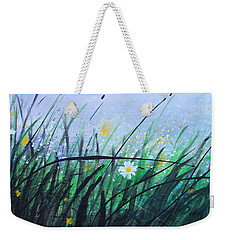 When The Rain Is Gone Weekender Tote Bag by Kume Bryant