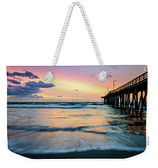 When The Tides Return Weekender Tote Bag