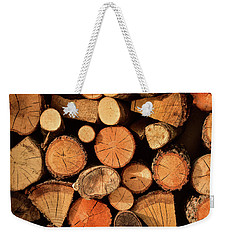 When Winter Will Come Weekender Tote Bag