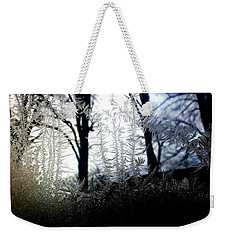 Weekender Tote Bag featuring the photograph Where Dawn And Dusk Meet by Danielle R T Haney