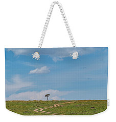 Where Does It Lead To Weekender Tote Bag